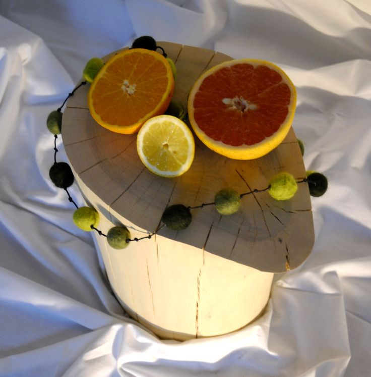 Stump / Pieniek - hand made by Rozwiertki www.rozwiertki.pl