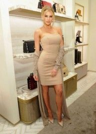 Charlotte McKinney - An Evening To Support DKMS Hosted By Jimmy Choo And Cindy Crawford on Nov 3