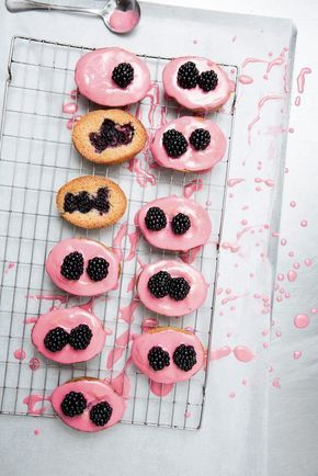 Recipe: Ottolenghi and Helen Goh's Blackberry Friands - Khoollect