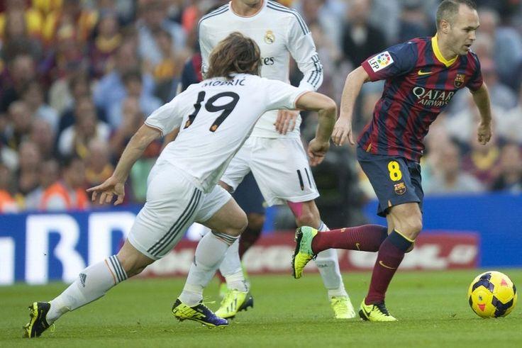 Las mejores fotos del Clásico Barça-Madrid
