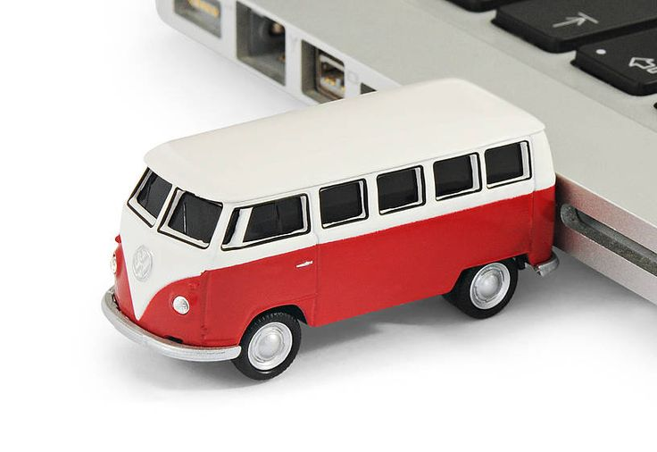 VW Camper Van Memory Stick from notonthehighstreet.com