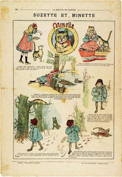 La Semaine de Suzette (1905-1960) Ed. Gauthier Languereau