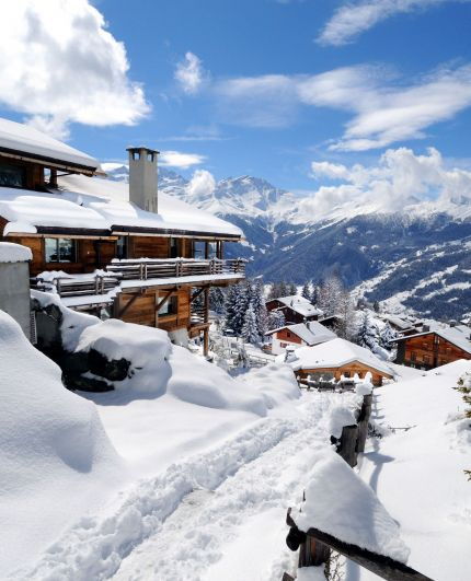 Verbier, south-western Switzerland, canton of Valais www.1bb.com