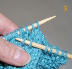 Crazy for Cables (but not the cable needle)  If you avoid projects that avoid cables, give this tutorial a read through and you may just change your mind!