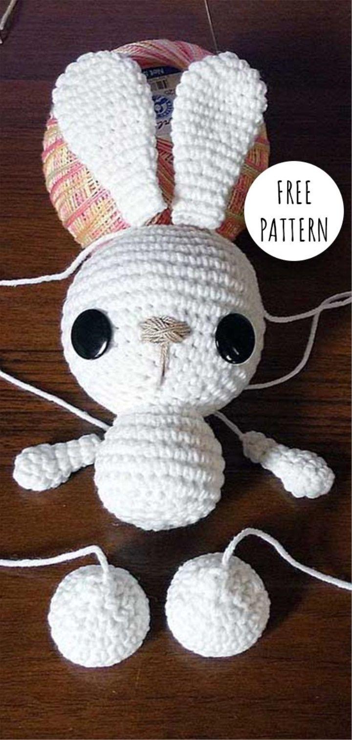 Little Crochet Toy Free Pattern Crochet And Knitting