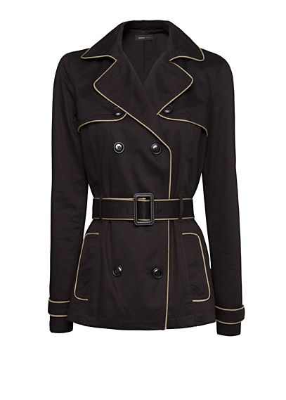 MANGO - Contrasted piping trench