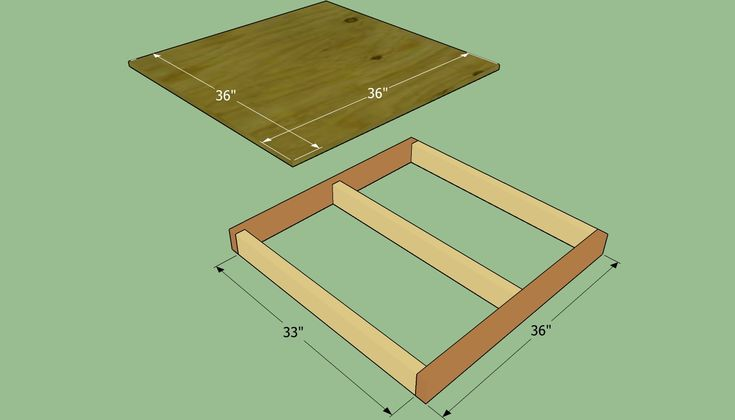 How to build an insulated dog house
