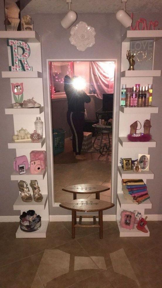 15+ süße kleine Teen Schlafzimmer Ideen – Lmol…