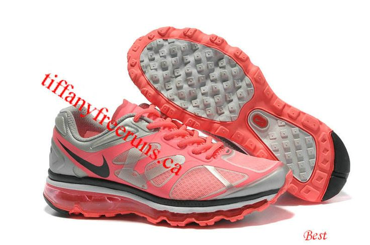 Hot Punch Shoes Pink Nike Air Max 2012 White Anthracite Pro Platinum #Pink  #Womens