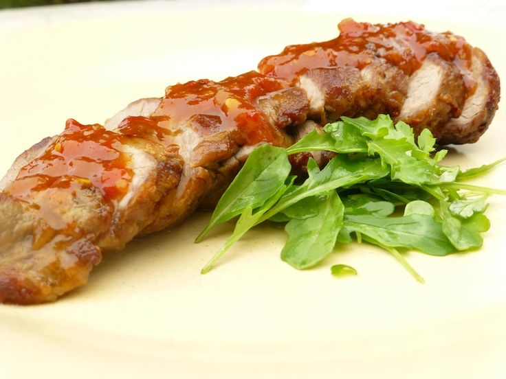 Try this knock out combination of Geoff Jansz Spiced Tomato Relish with Seared Lamb Neck Fillet