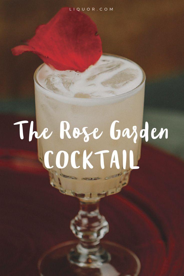 Cocktail Recipe: The Rose Garden