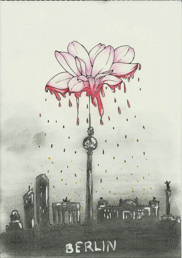Berlin by PaperStift