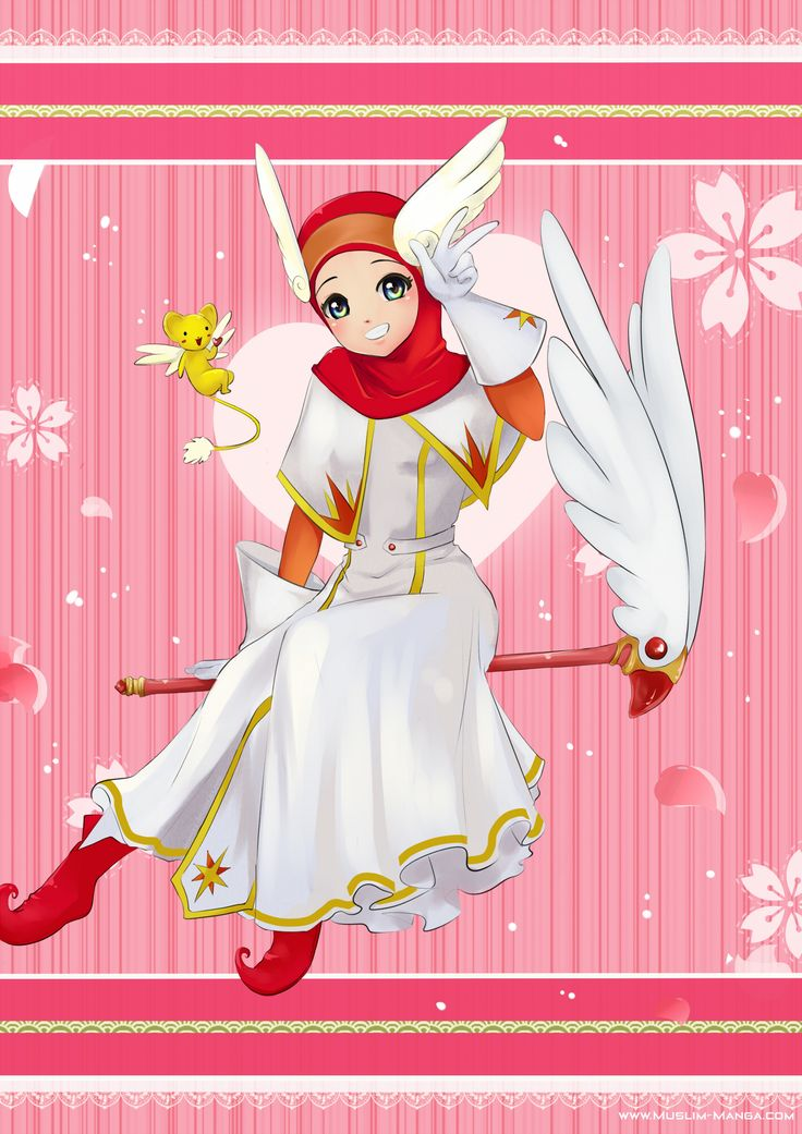 sakura_hijab_by_ainosora-d6de6ef.jpg (1413×2000)