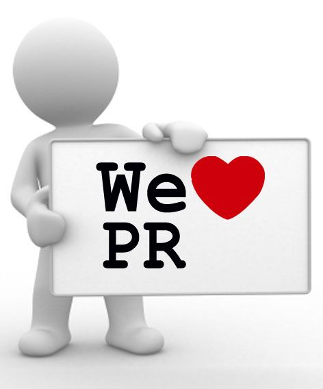 Yazzz! I do love PR!