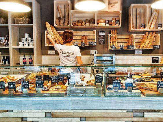 Panaria, panadería de autor