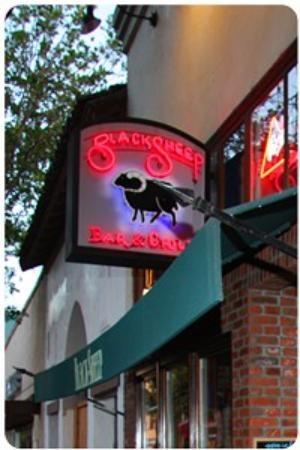 Black Sheep Bar & Grill, San Luis Obispo CA