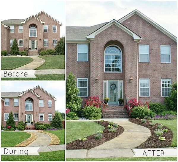 Curb Appeal Ideas: 17 Best Images About Curb Appeal On Pinterest