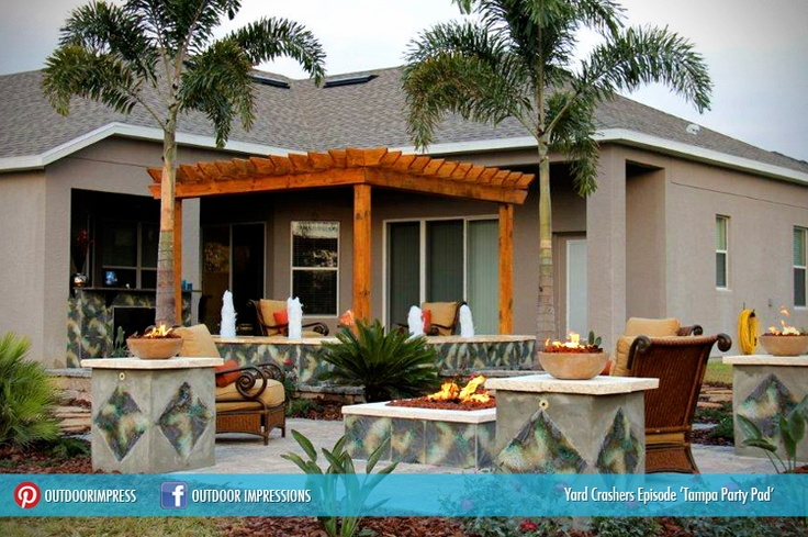 28 best us on yard crashers images on pinterest arbors pergolas this is an outdoor room that we completed for the tv show yard crashers it aired on diy network on july solutioingenieria Images
