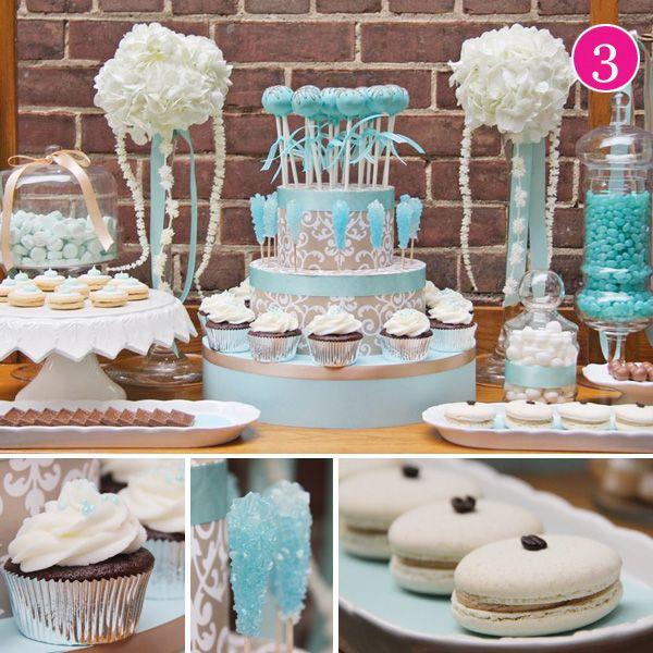 Classy Country Wedding Cake