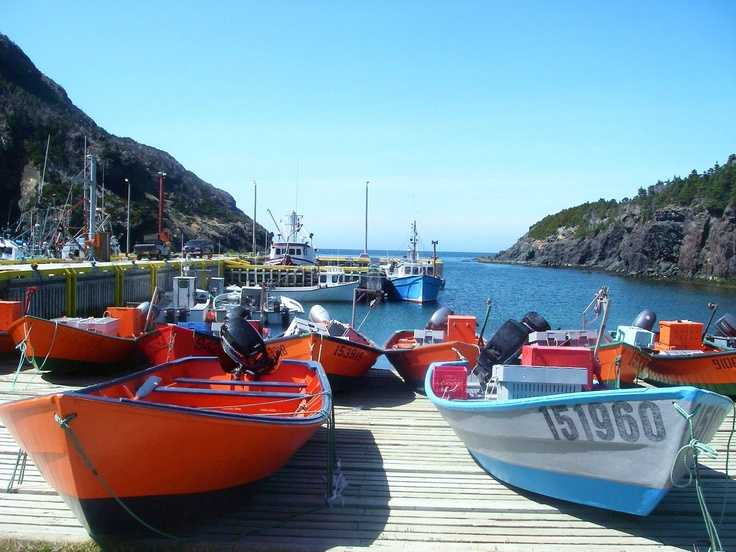 Little Port, Bay of Islands, Western Newfoundland