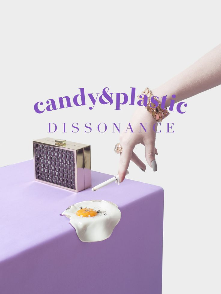Tyson Ernste for CANDY&PLASTIC