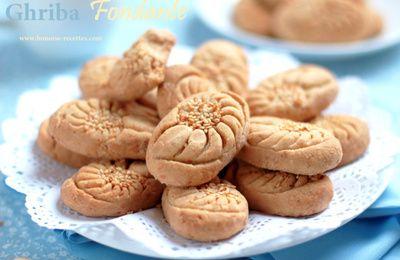 Ghribia aux graines de sesames / gateau algerien                              …