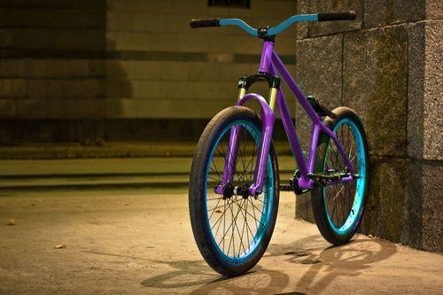 trial bike #awsome!!!