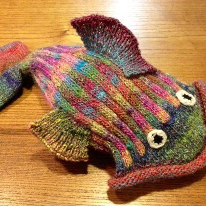 Knit Fish Pattern : 17 Best images about Knitting Machine on Pinterest Knit patterns, Hand knit...