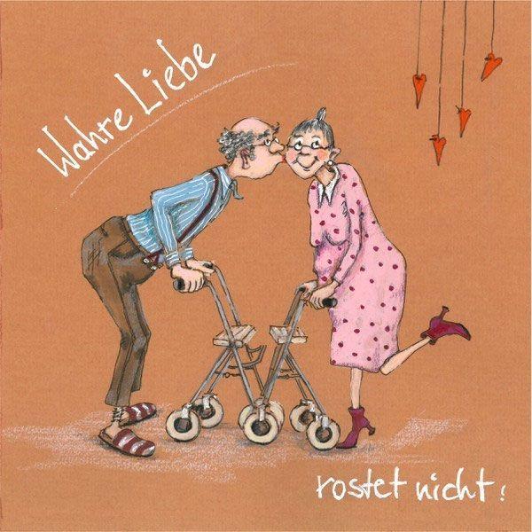 Wahre Liebe True love never dies ! © Barbara Freundlieb