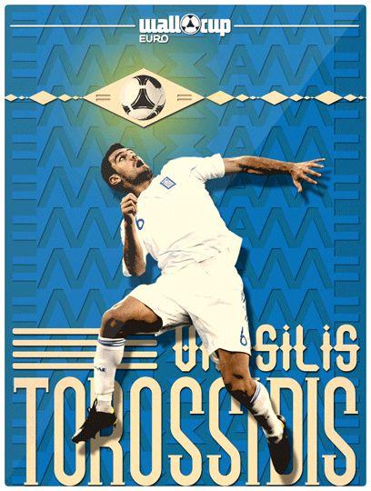 #Torossidis #Euro #WallCup #Soccer #Futebol #Greece #Grecia  #Football  #Futbol