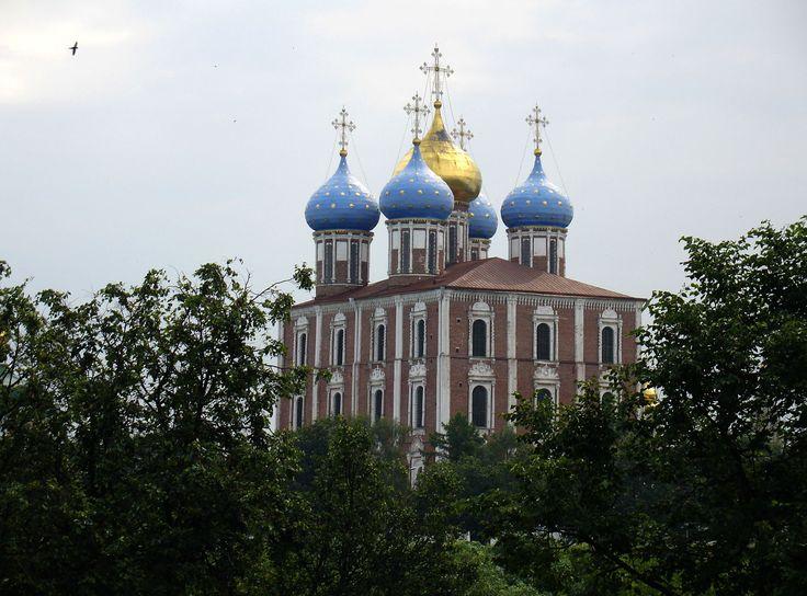 Рязань - Успенский собор