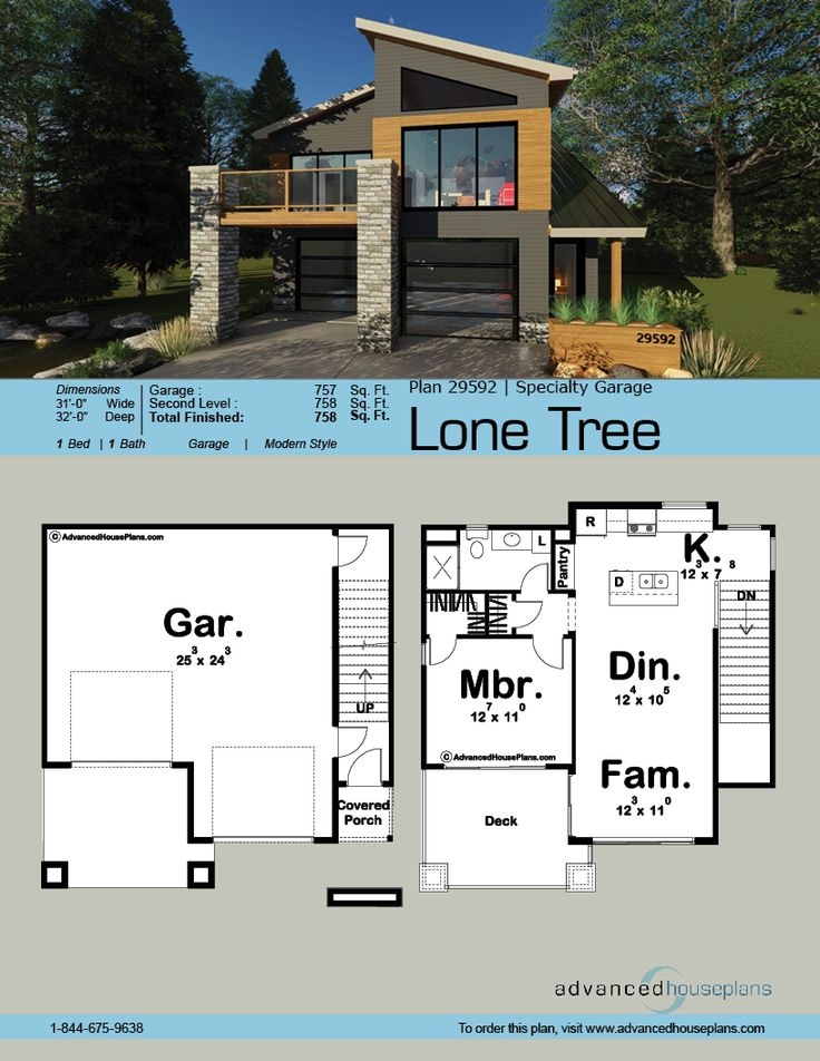 Lone Tree is a beautiful modern 2