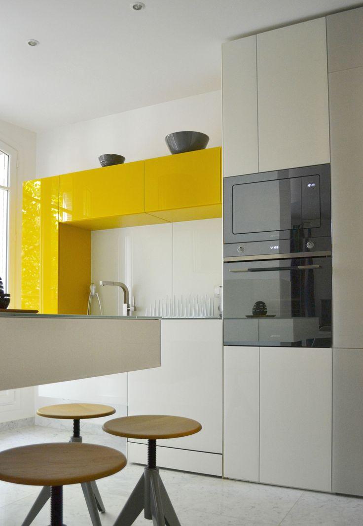 36e8 Kitchen by Pierre PIERRE Bourgois, LAGO REDESIGNER #kitchen #lagodesign