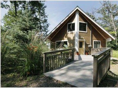 vrbo com 3518877ha private lake michigan waterfront cottage near rh pinterest com