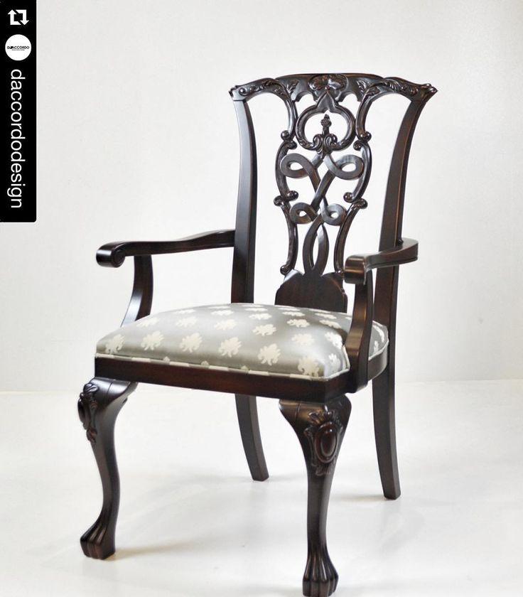 #Repost @daccordodesign #erayloves  Basiano Dining Chair with Arm   Basiano Kollu Yemek Masası Sandalyesi #design #chair #interior #interiordesign #furniture #furnitredesign #interiors #luxury #daccordo # by eraykoyulhisarli