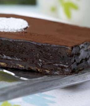 Rezept Mokka-Schokoladenkuchen, unser Rezept Mokka-Schokoladenkuchen - gofeminin.de