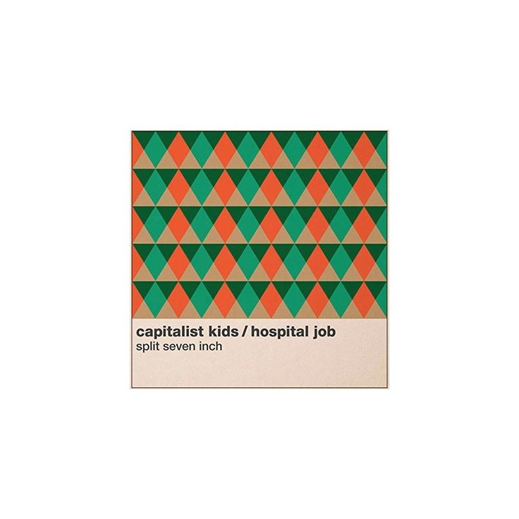Hospital Job & Capitalist Kids - Split (Vinyl)