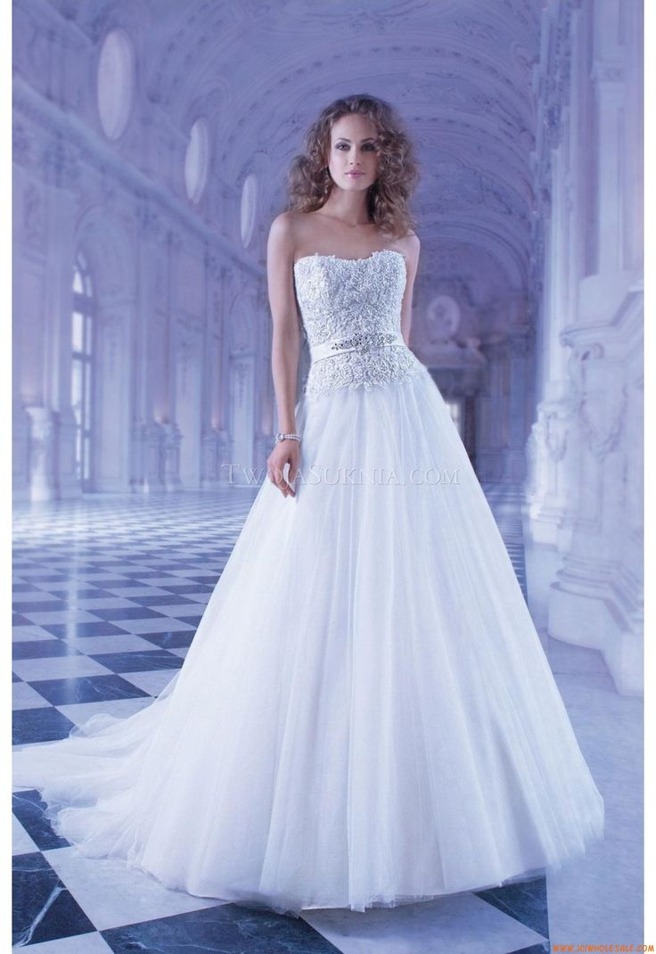 Robe de mariée Demetrios Gr244 Sensualle