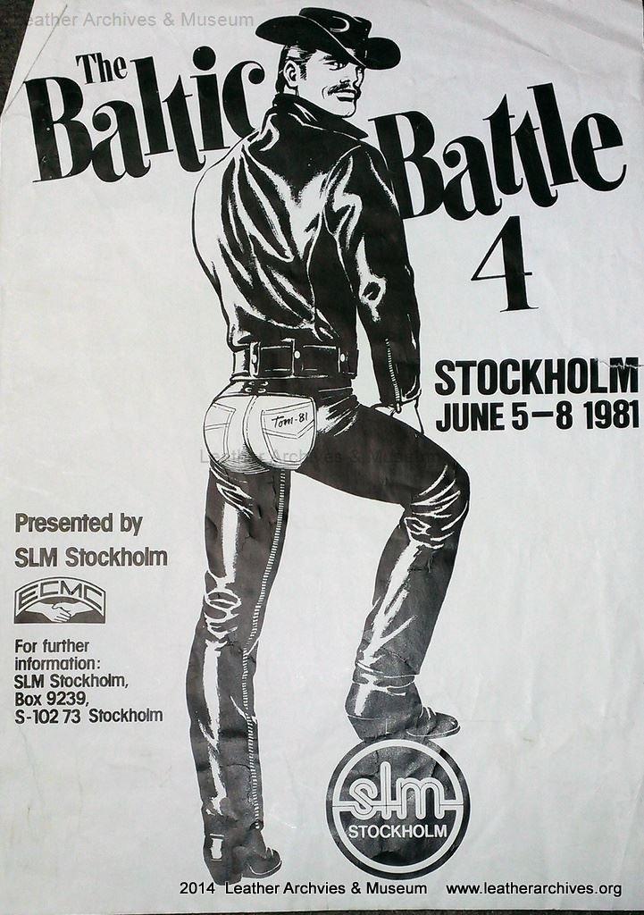 SLM Stockholm Baltic Battle