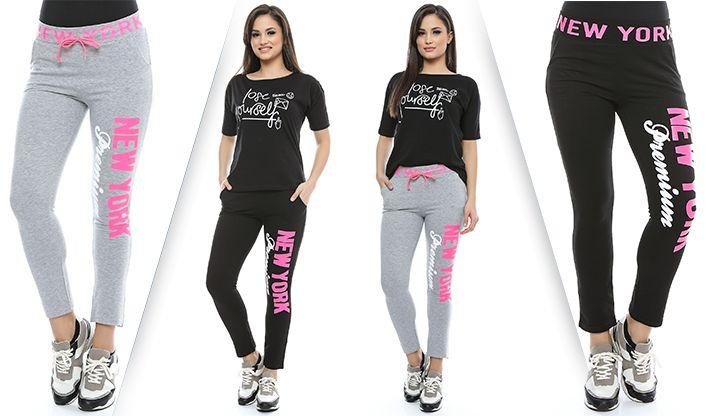 În stocul magazinului Adrom Collection au intrat acești pantaloni sport din bumbac cu imprimeu pe un picior. Se pot cumpăra online în regim angro accesând link-ul: http://www.adromcollection.ro/pantaloni-angro-5816