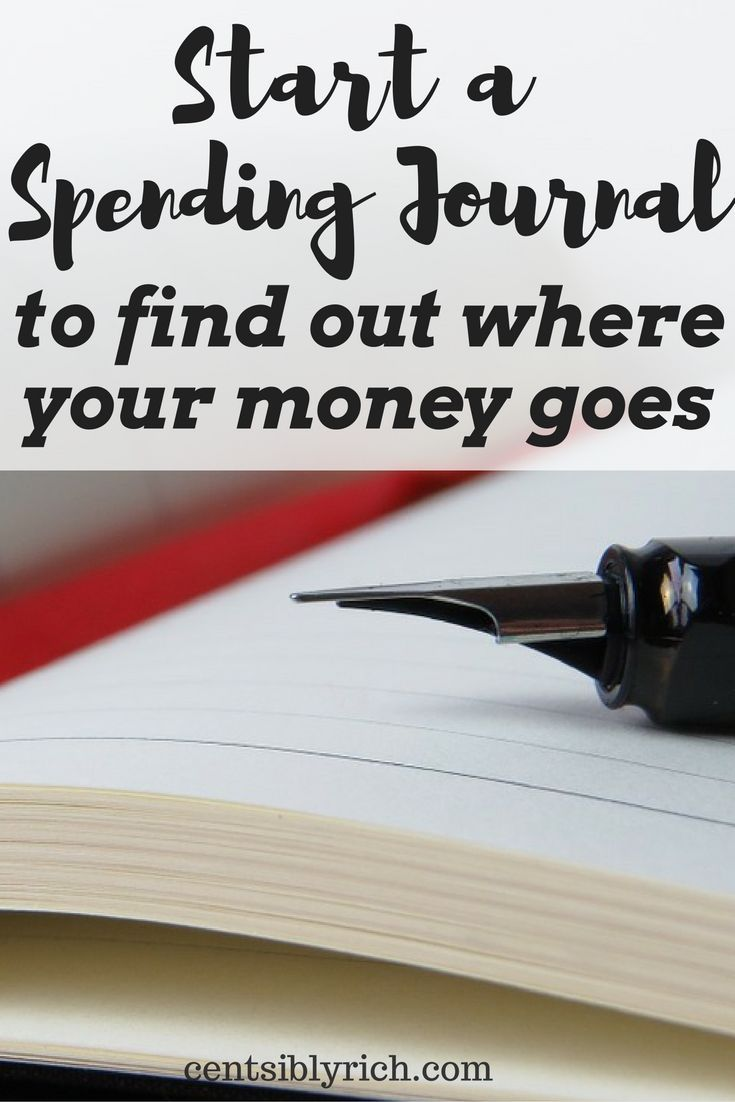 Do you know how much money you spend each day? Each week? Each month? And what exactly do you spend it on? A spending journal can help!