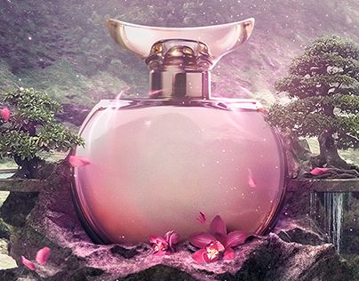 """Check out this @Behance project: """"L'amour Perfume"""" https://www.behance.net/gallery/20624931/Lamour-Perfume"""