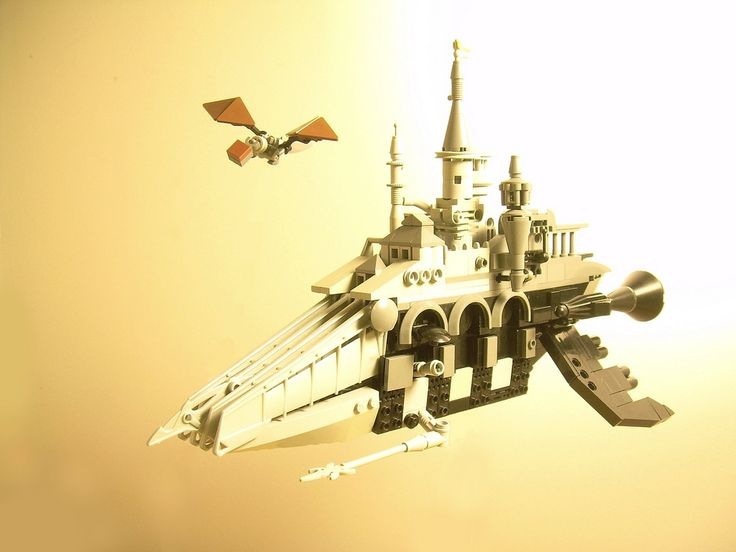 SPACE CASTLE and DRAGON