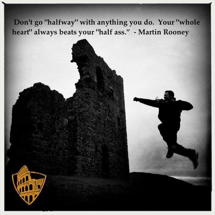 Training for Warriors @boxhq