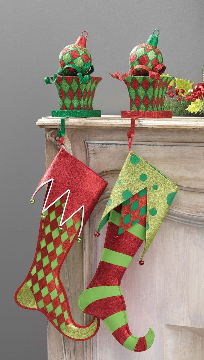 287 best christmas stockings images on pinterest christmas