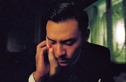 """An amazing short movie. """"Hand"""" by Wong Kar Wai during Istanbul Film Festival in 2005."""