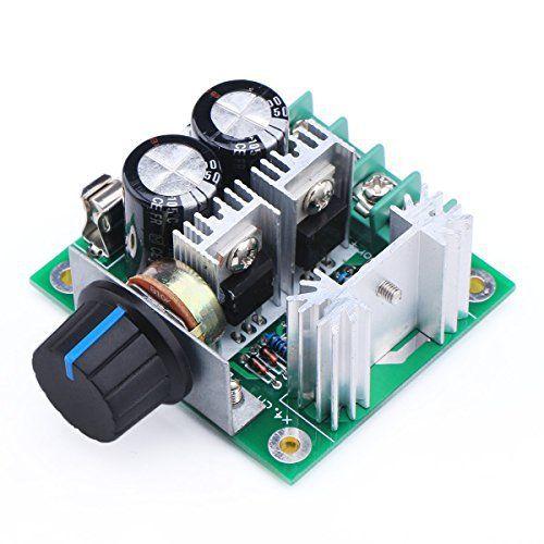 DEOK PWM 12V-40V DC Pompe électrique / moteur régulateur de vitesse Stepless 10% -100% 10A: Spécifications: Tension de fonctionnement: DC…