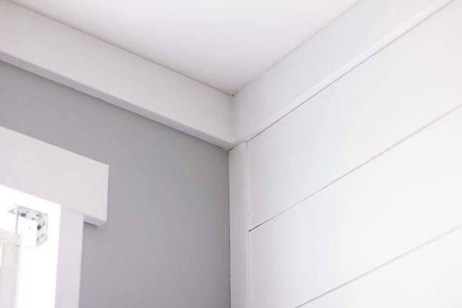 New Master: Paint, Trim & Plank Wall | Jenna Sue Design Blog
