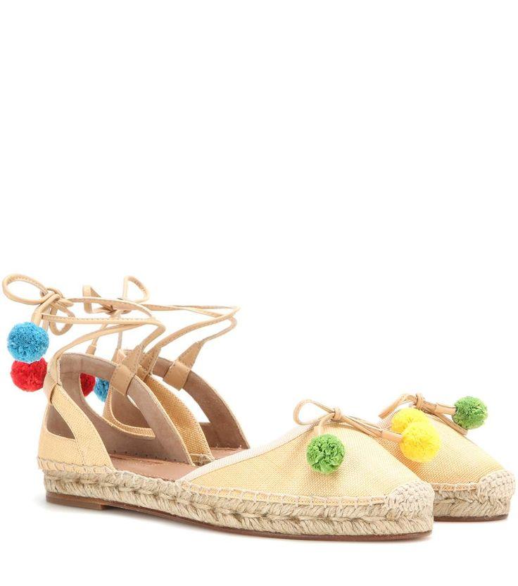 mytheresa.com - Palm Beach espadrilles - Luxury Fashion for Women / Designer clothing, shoes, bags