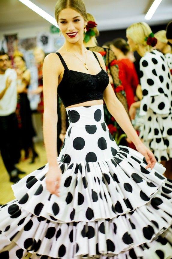 Dolce & Gabbana - Spring/Summer 2015 Ready-to-Wear - #MFW #backstage